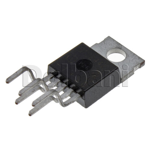 BTS244Z Original Pulled Infineon Power MOSFET 35A 55V .018 Ohm 5 Pin TO-220