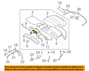2004 bmw z4 engine diagram online schematic diagram \u2022 mini countryman engine diagram bmw oem 03 08 z4 convertible top drive assembly 54347043869 ebay rh ebay com 2003 bmw z4 engine firing order 2006 bmw z4 wiring diagram