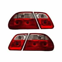 Cg Mercedes Benz E Class W210 00-02 Tail Light G2 Red/clear (w/o Led)