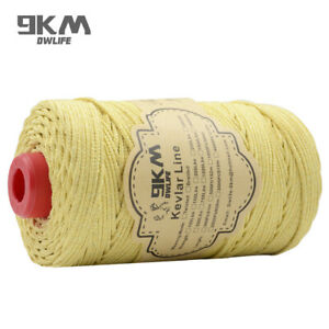 1000lb-150m-Braided-Kevlar-Line-Dia-2-5mm-Camping-amp-Hiking-Rope-Made-with-Kevlar