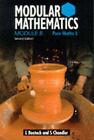 Modular Mathematics: Module B: Pure Mathematics 2 by S. Chandler, L. Bostock (Paperback, 1995)