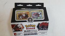 POKEMON BLACK & WHITE TRAINER KIT W/ Booster Pack - Coin - Online Code