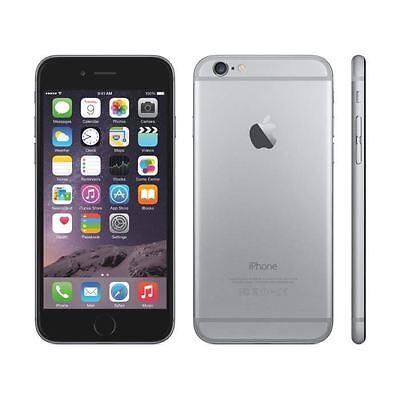 Apple iPhone 6S 16 Go Gris  Débloqué tout opérateur Remis à neuf MKQJ2ZD/A