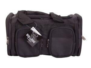 Bulldog Economy Range Bag With Shoulder Strap Black