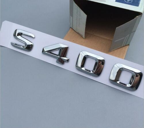 Mercedes Maybach S400 S500 S600 W222 Hood Standing Front Side Rear Emblem Badge