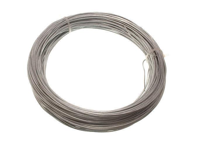 Nuevo Jardín de Galvanizado Valla Cable 1.25mm 50 Metros - 6 Rollos Cada Uno