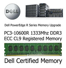 8GB Kit Memory Upgrade Dell PowerEdge R510 PC3-10600R DDR3 ECC Reg Server Memory