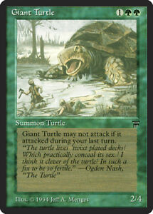 Cat Warriors Legends MINT Green Common MAGIC THE GATHERING MTG CARD ABUGames