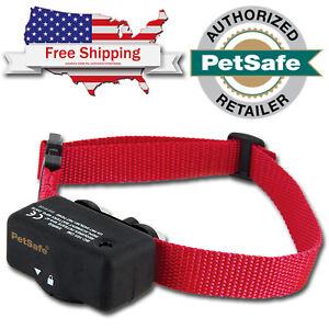 PetSafe Bark Control Static Dog Collar Stop Barking Small Med Large Dogs PBC-102
