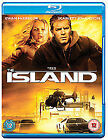 The Island (Blu-ray, 2007)