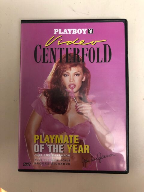 PLAYBOYS: 2000 Playmate of the Year- Jodi Ann Paterson