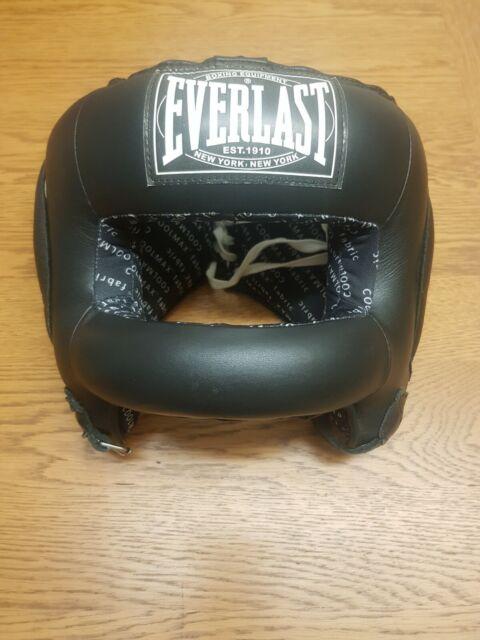 Everlast Ultimate Full Face Roundbard Headguard Not Winning, Grant, Reyes, Rival