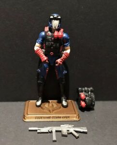 G-I-Joe-25th-Hall-of-Heroes-Cobra-Viper-V22-ToyRus-Exclusive-Figure-Complete