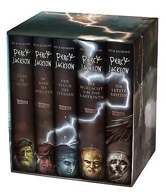 Percy Jackson Teile
