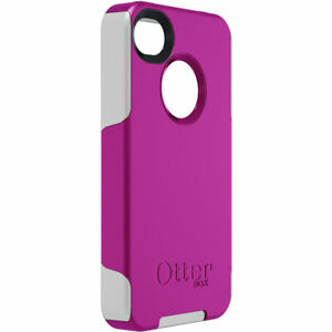 Otterbox-Commuter-Series-Strength-Case-for-iPhone-4-4S-AVON-Hot-Pink-White