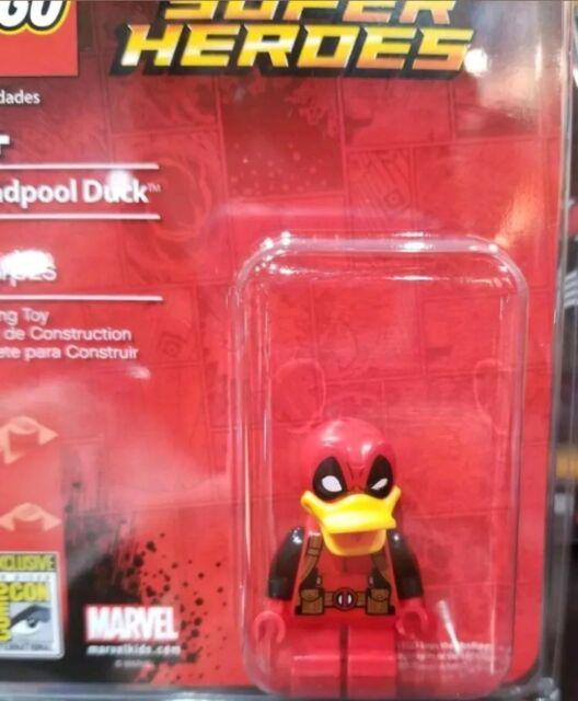 Deadpool Duck SDCC