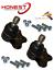 For VAUXHALL ZAFIRA MK1//2  98-15 FRONT LOWER WISHBONE ARM BALLJOINTS X2 Karlmann