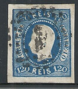 Portugal-stamps-1866-YV-25-CANC-VF