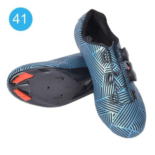 BOODUN Mens Cycling Shoes Road Riding Lock Shoes Anti-Skid Breathable Wearproof