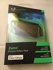 2 Pack TYLT Zumo Portable 1500mAh Battery for iPhone 3GS/ iPhone 4/4S