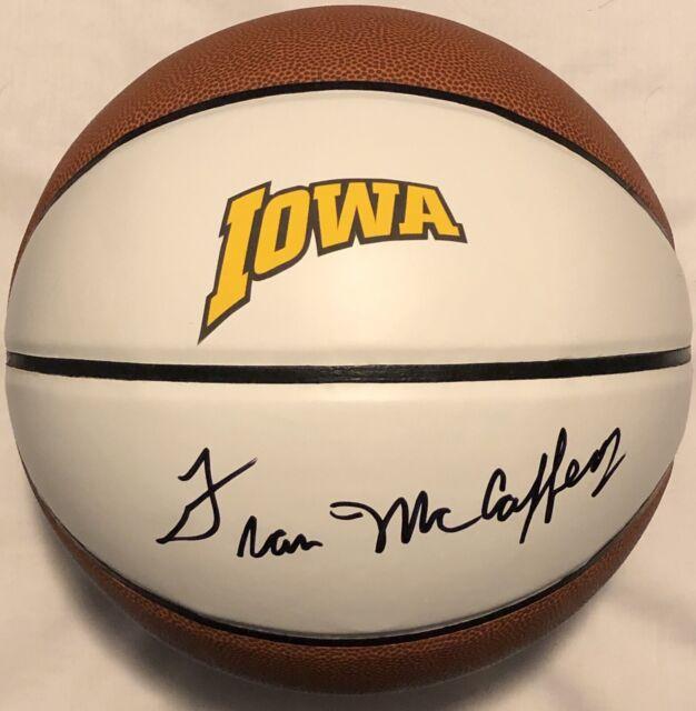 Autographed College Photos Iowa Hawkeyes Fran McCaffery Signed 8x10 Photo COA NCAA Autographed
