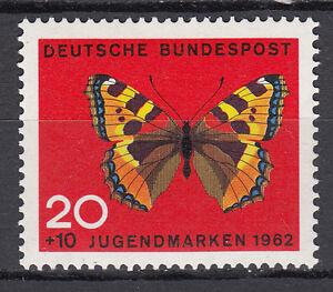 BRD 1962 Mi. Nr. 378 Postfrisch LUXUS!!! - Beckum, Deutschland - BRD 1962 Mi. Nr. 378 Postfrisch LUXUS!!! - Beckum, Deutschland