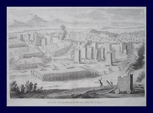 Jerusalem-Israele-Holy-Terra-Tempel-Juden-Judaica-Belagerung-Antiochus-VII
