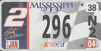 Accessoires & Fanartikel Nascar Auto Nummernschild Etikett Rostiges Wallace Number 2 Indy 500 Punctual Timing Auto & Motorrad: Teile