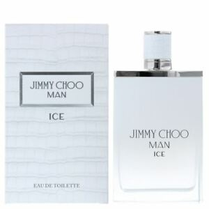 9ba46a58e02 Jimmy Choo Man Ice Eau de Toilette 100ml Spray For Him Homme Men s ...