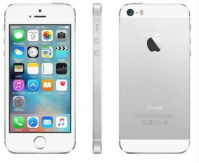 Apple Iphone 5S 16GB Silver new sealed pack with Apple India Waranty