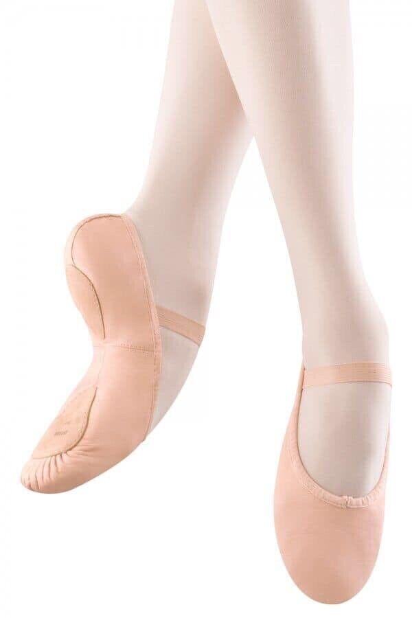 Split Sole leather ballet shoes by bloch S0259 - Size 4