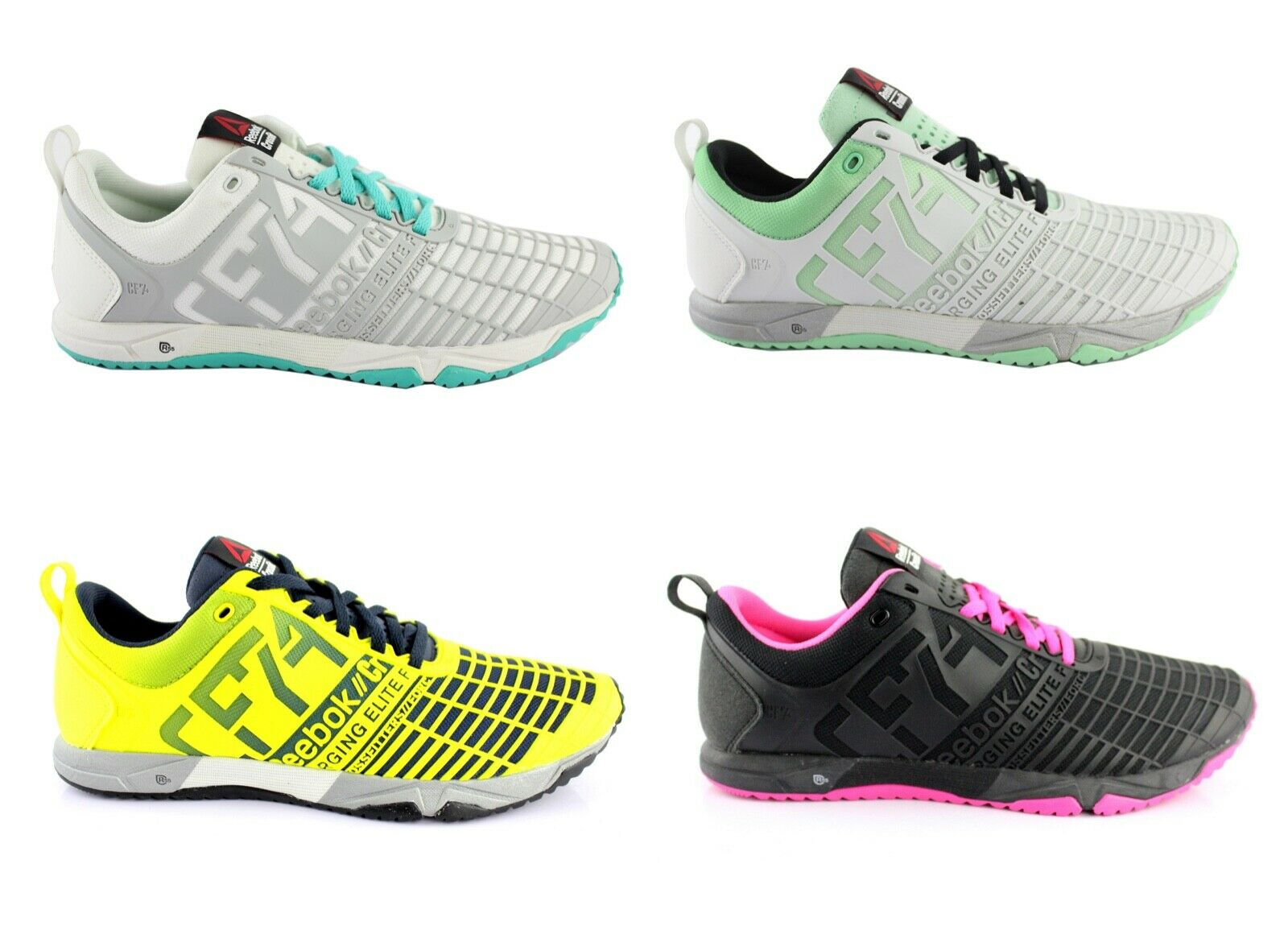 Reebok Crossfit Sprint Tr Training shoes Ladies Fitness Running shoes  shoes Gym  free shipping on all orders