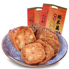 Chinese Food Snacks Specialty Rice Pudding Babaofan 零食小吃杭州特产 知味观血糯八宝饭糯米饭300g//袋