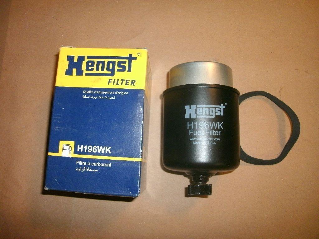 Kraftstoffilter für IHC Schlepper 256-2  St.2 Dieselfilter T