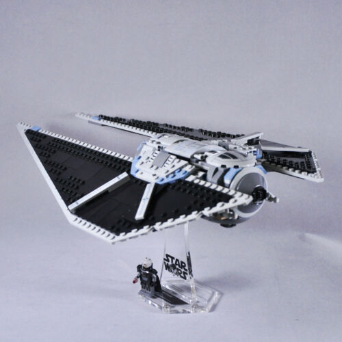 stand only Display Stand for Lego 75154 TIE Striker Starwars