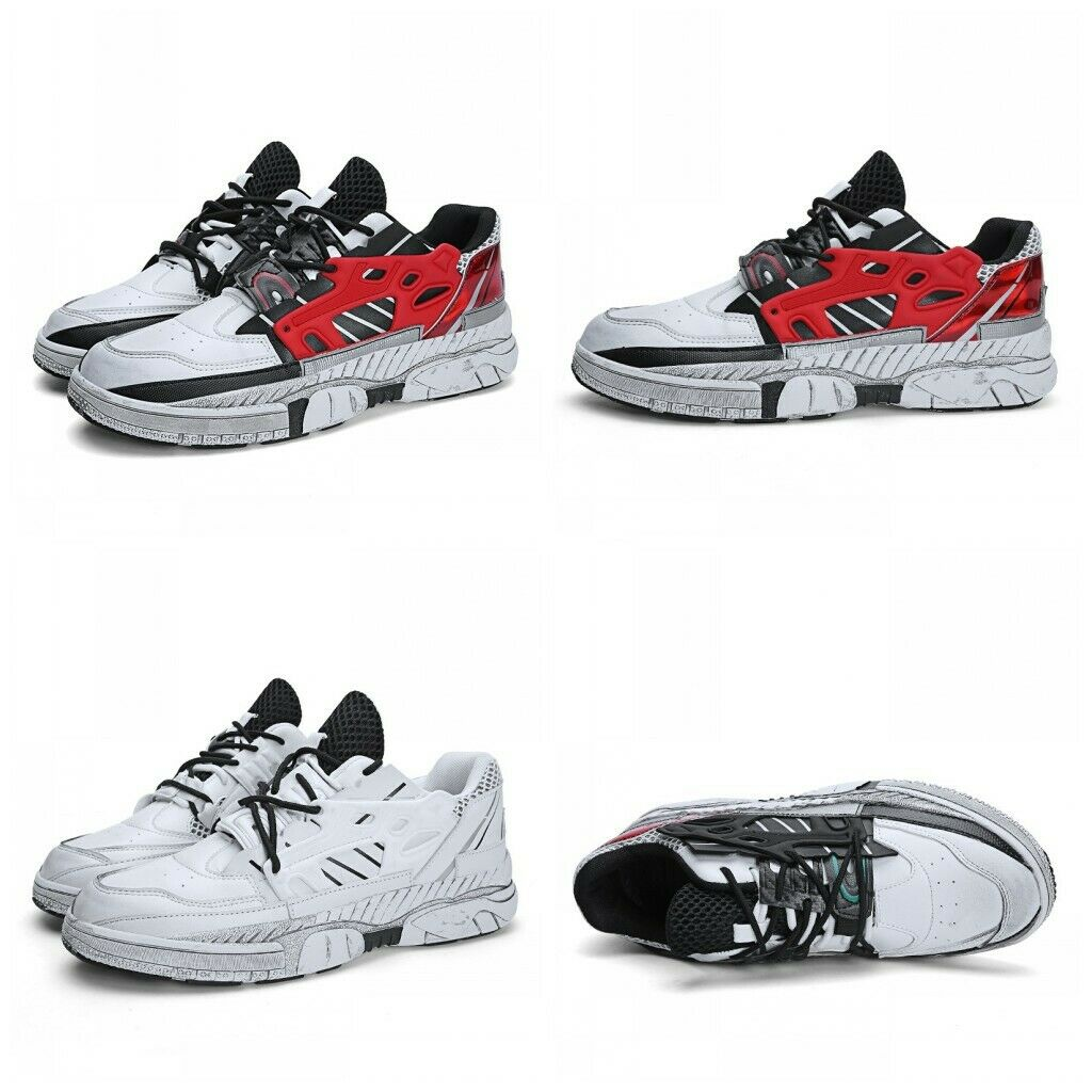 Mens Fashion Vogue Running Breathable shoes Sports Casual Athletic Sneakers Hot