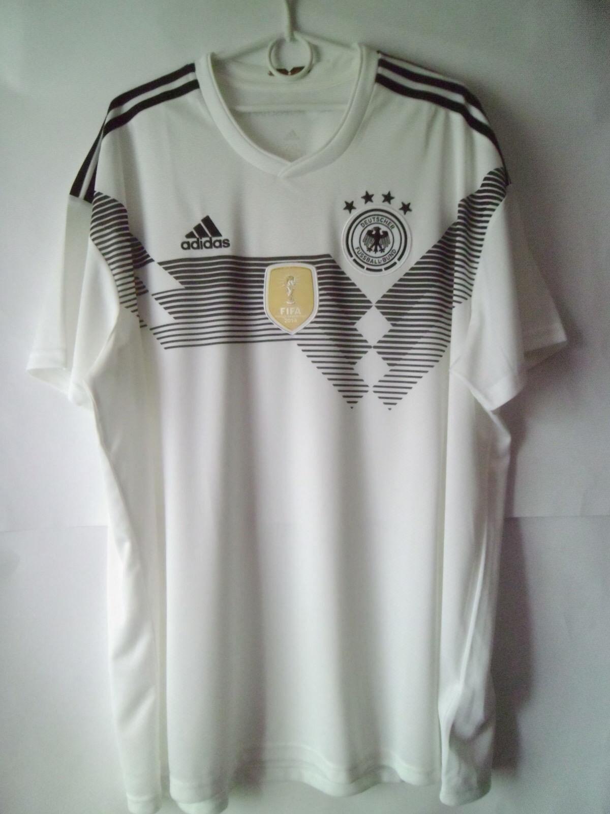 EXCELLENT    2018 Germany Home Shirt Jersey Trikot XXL 2XL  | Der Schatz des Kindes, unser Glück