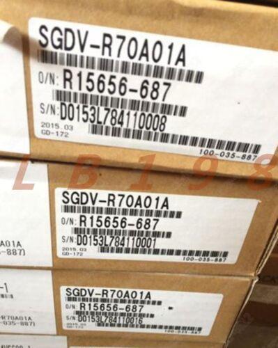 One Yaskawa servo driver SGDV-R70A01A NEW