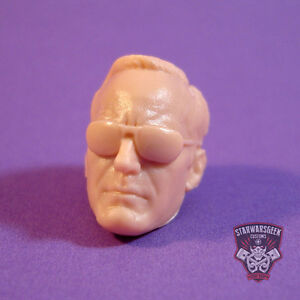 ML096-Phil-Coulson-glasses-Avengers-Custom-Cast-head-use-with-6-034-Legends-figures