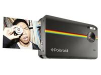 Polaroid Z2300 Instant Digital Camera Black