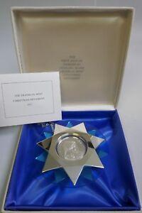 1971 Sterling Silver Franklin Mint