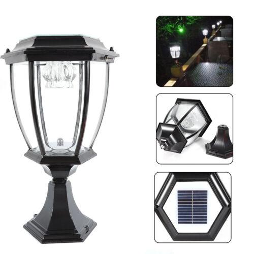 LED Column Light Solar Powered Energy Saving Environmental Antipressure External