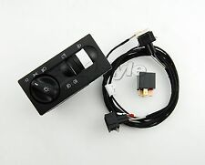 Volkswagen VW Golf MK3 Adapter cable Fog Lights + Relay + switch for headlights