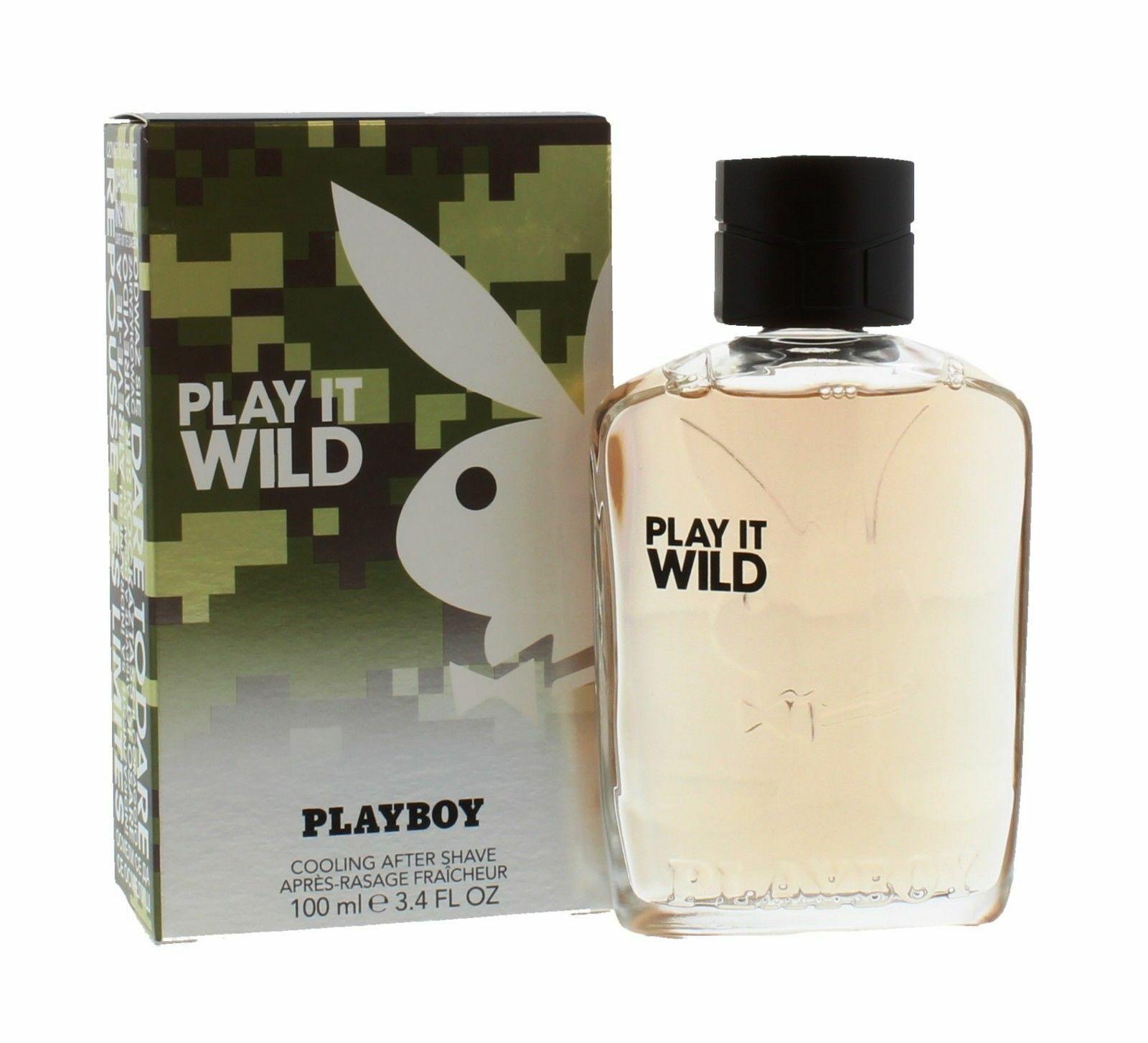 PLAY IT WILD MEN perfume EDT price