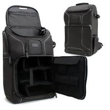 """Professional DSLR Camera Backpack Rucksack Bag Organizer w/ 17"""" Laptop Pocket"""
