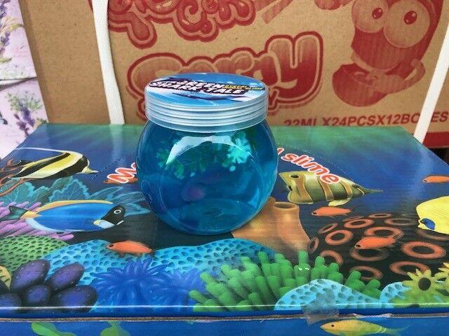 12x Schleim  Slime Animal Fisch
