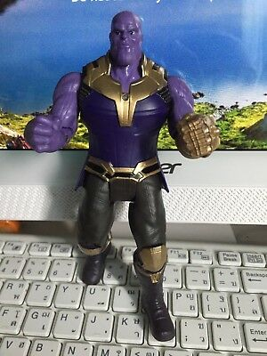 Avengers 3 Infinity War Movable Joints Thanos Action Figure Kids Gifts EndGame
