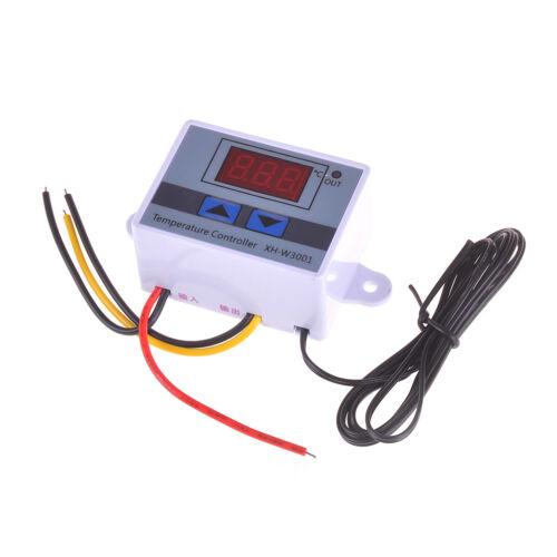 W0ZJP XH-W3001 12V 24V 220V Digital Thermostat Schalter Temperaturregler 2018