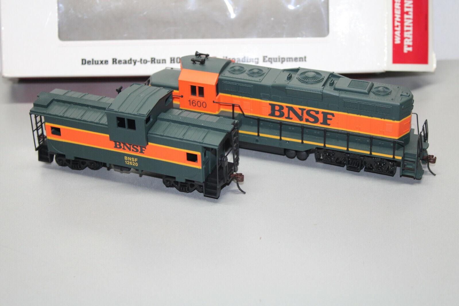 Walthers 931-707 Locomotora con Caboose Coche Bnsf Escala H0 Emb.orig