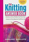 The Knitting Answer Book by Margaret Radcliffe (Paperback, 2015)